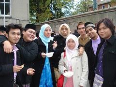 UCD Mates di Malaysia Hall Dublin