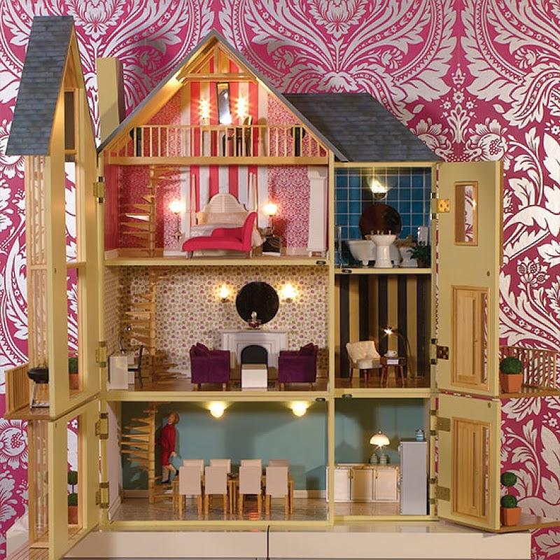 Trends For Dolls House Garden Ideas wallpaper