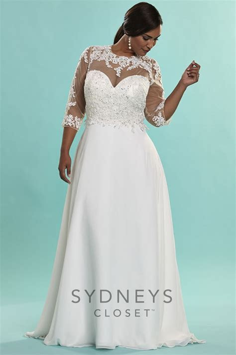 52 best images about Plus Size Wedding Gowns on Pinterest