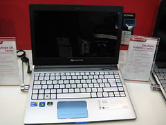Packard Bell EasyNote Butterfly s 13.3 GeForce 310M, 512MB
