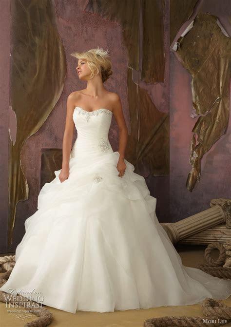 Mori Lee Wedding Dresses 2012   Wedding Inspirasi