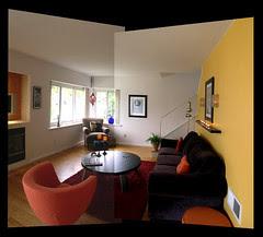 Deffaa Residence -- interior composite