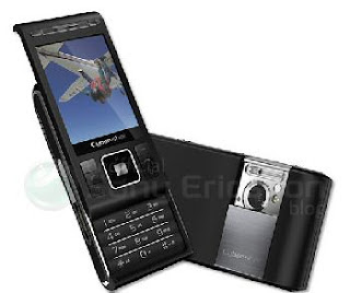 Sony Ericsson packs a punch with the 8.1 MP Cyber-shot C905 Shiho