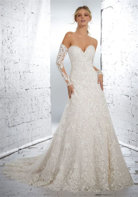 Wedding Dresses & Bridal Gowns   Morilee