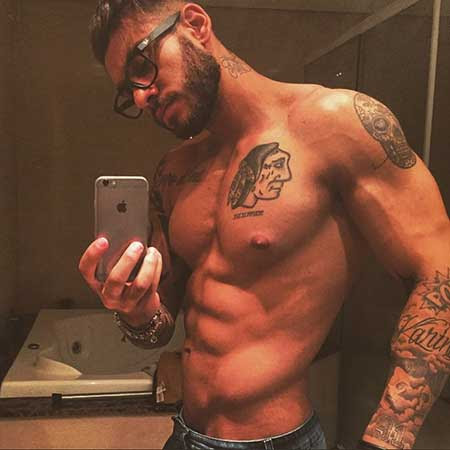 fotos das tatuagens do lucas lucco