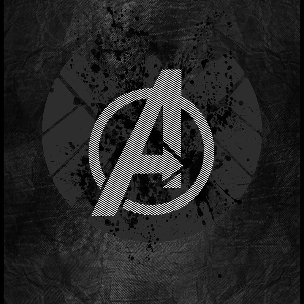 Avenger Wallpaper Logo
