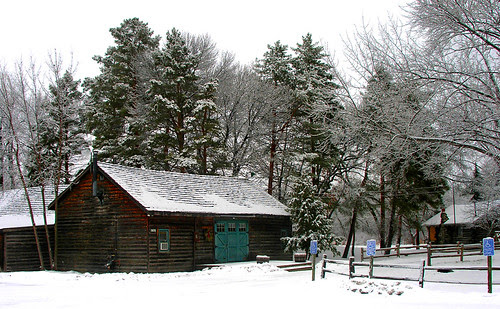 The Old Log theater