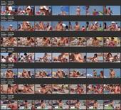 Girls Nude Nudist Beach Voyeur Ass Pussy Tits (NudeBeach sb15033-15039)