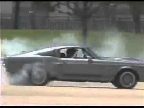 shelby gt eleanor burnout drift youtube