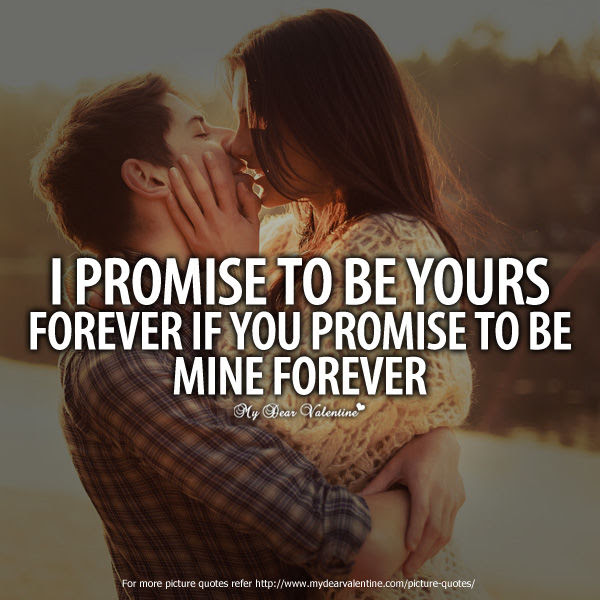 I Promise To Be Yours Forever Pictures Photos And Images For