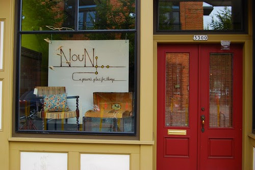 noun front window...2 by mrs. french.