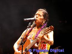 Lila Downs en la Expo Zaragoza 08