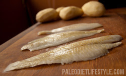 Sole fillets
