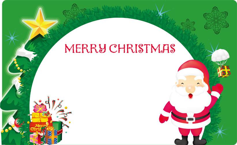 117かわいいクリスマスカードの無料イラスト Eps ベクター Ai Illu
