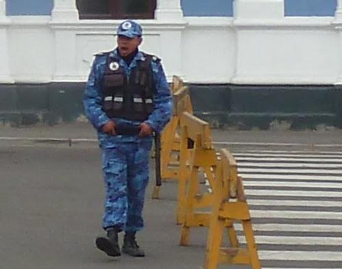 Police municipale Trujillo