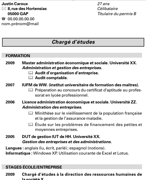 lettre de motivation job  u00e9tudiant candidature spontan u00e9e