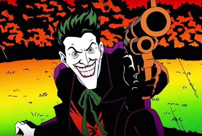 DC Comic Art of Brian Bolland Killing Joke SIGNED AP w
