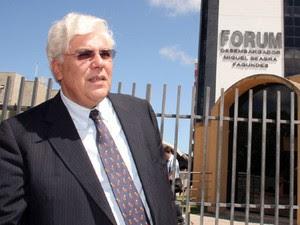 Ex-governador Fernando Freire