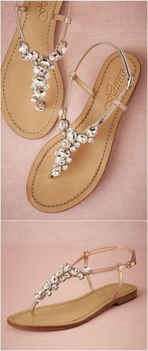bride  love  wear  wedding flat sandals