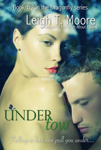 Undertow (Dragonfly) by Leigh Talbert Moore