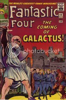 Fantastic Four: Galactus Trilogy