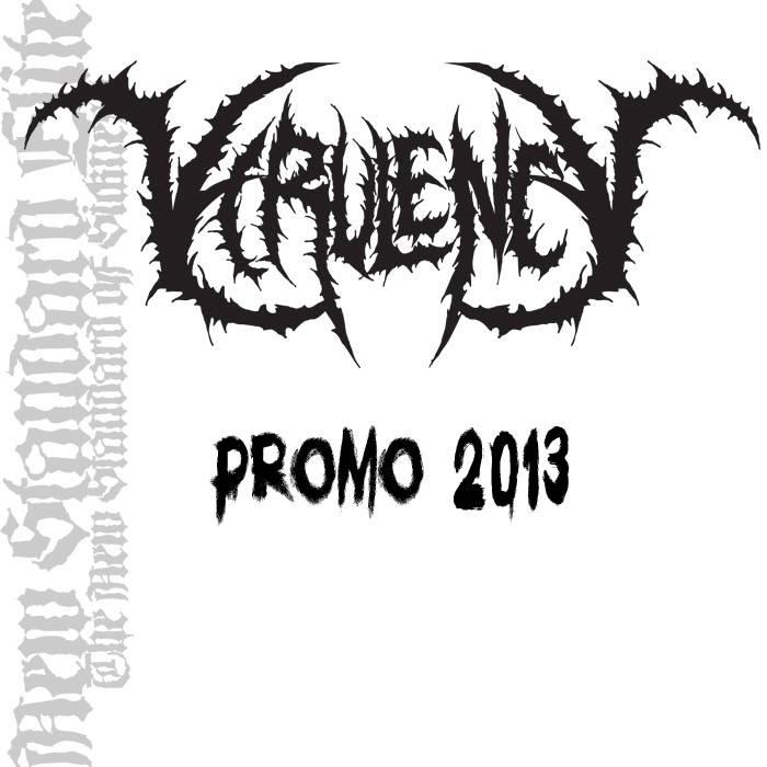 VIRULENCY | Promo 2013 cover art