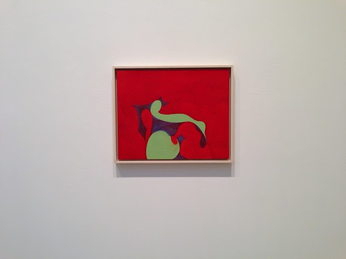 Thomas Nozkowski, Untitled (6-30) (1988), Cheim & Read