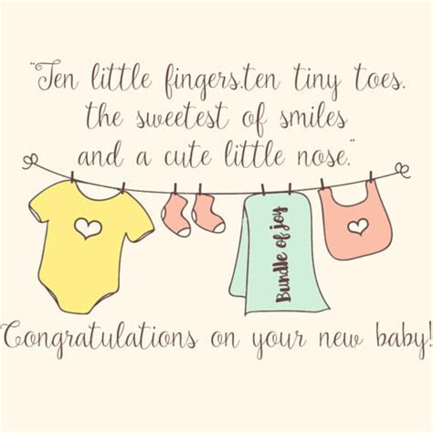 Your Sweet Bundle Of Joy Is Here! Free New Baby eCards