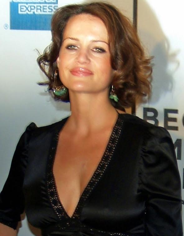 at the Tribeca Film Festival, April 2007