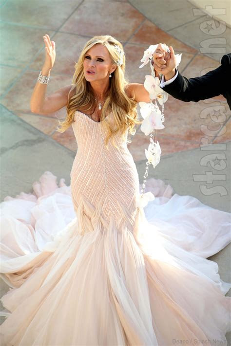 Tamra Barney talks wedding, honeymoon, Alexis, Brooks