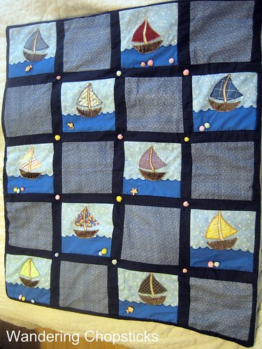 The Older '88's Happy Sailing Quilt 5