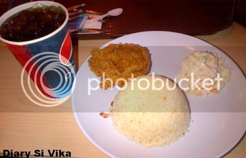 MEMBANDINGKAN RASA KFC DI NEGARA LAIN