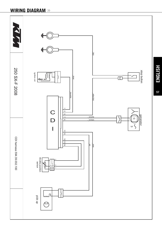 Ktm Xcf 350 Wiring Diagram
