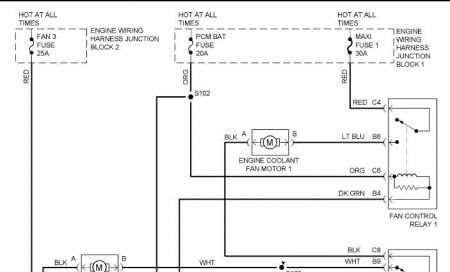 1998 Lumina Engine Diagram