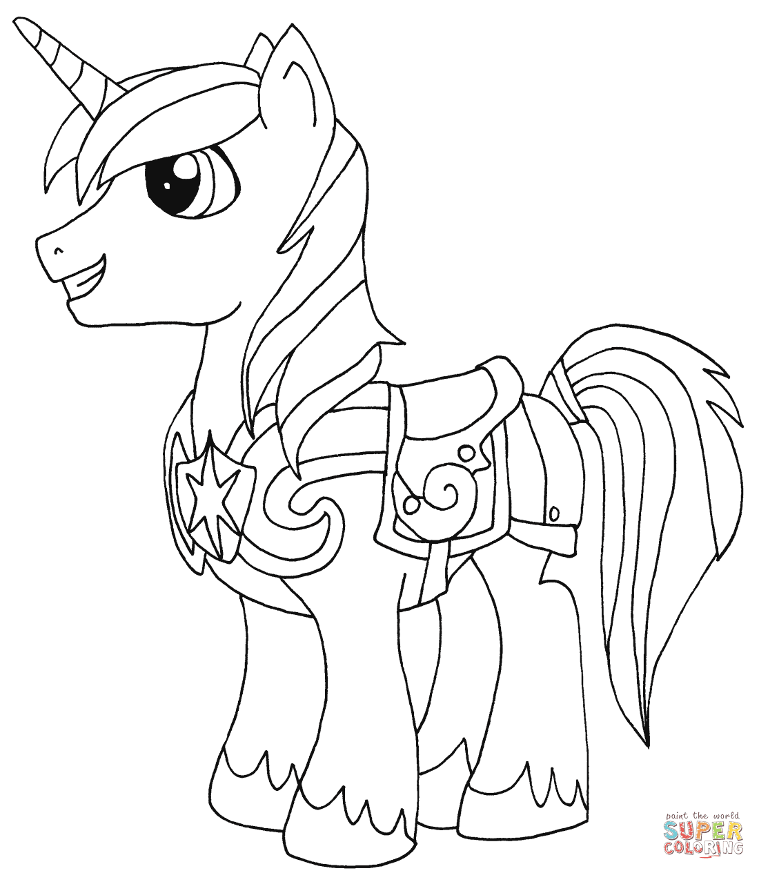 Shining Armor · Rarity Pony from My Little Pony
