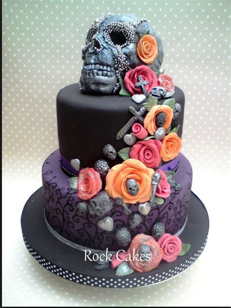 12 Amazing Skull Cakes. Which one is your favorite? ? I