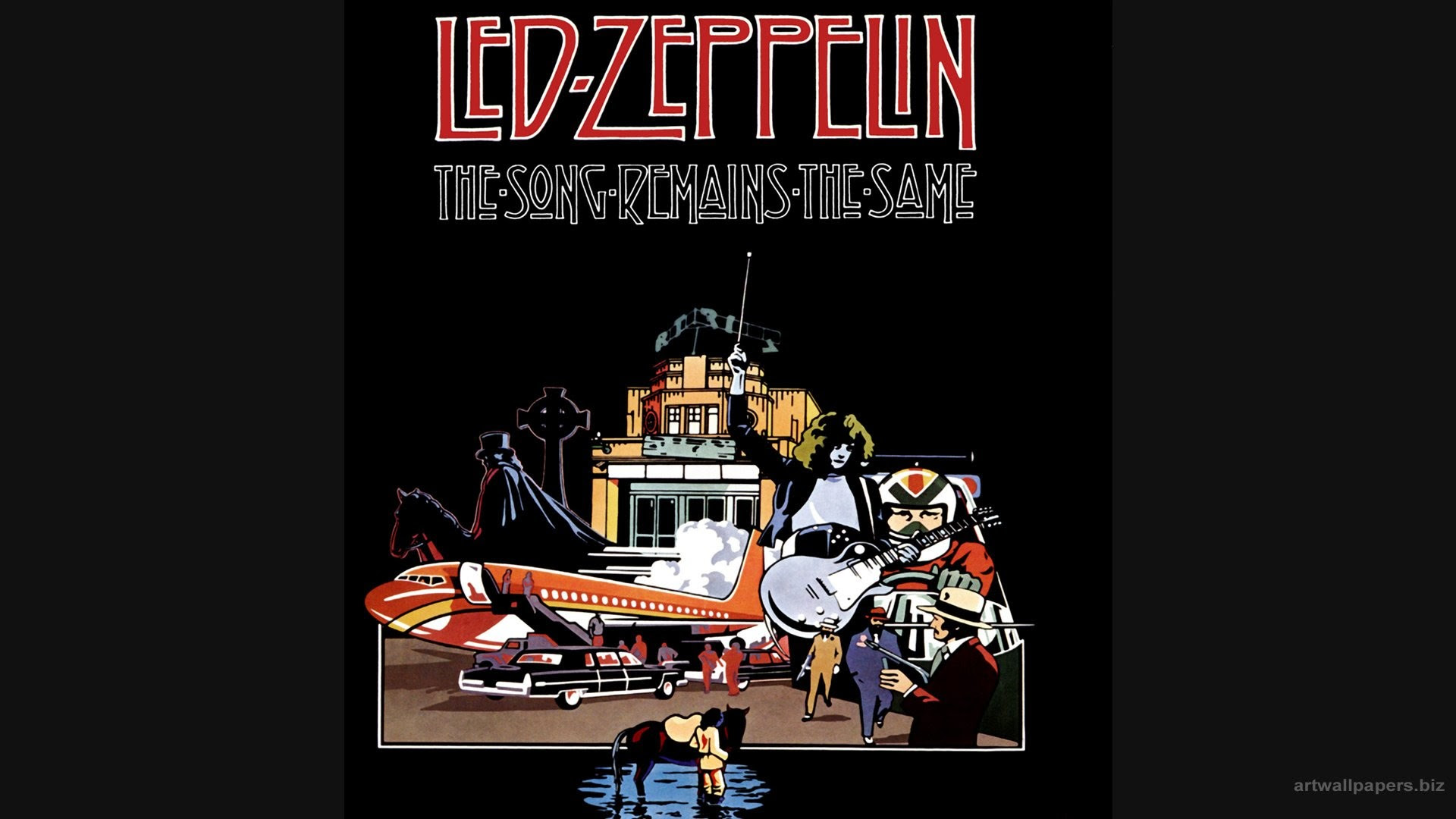Led Zeppelin Iphone Wallpaper 46 Images