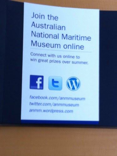 How to connect with the National Maritime Museum by ellen forsyth