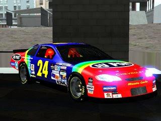 Chevrolet Nascar Monte Carlo Du Pont 024