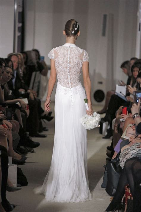 Carolina Herrera's Spring 2015 Wedding Gowns   Minnesota Bride