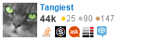 profile for MagicAndi on Stack Exchange, a network of free, community-driven Q&A sites