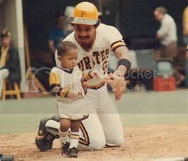 tony pena and junior
