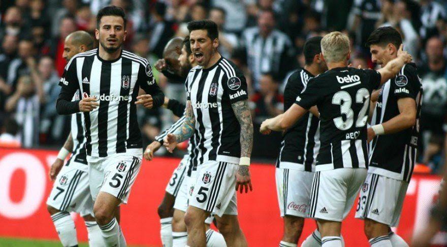 Beşiktaş Kayserispor maç özeti izle (BJK 4-0 Kayseri tüm goller, anlar burada!)