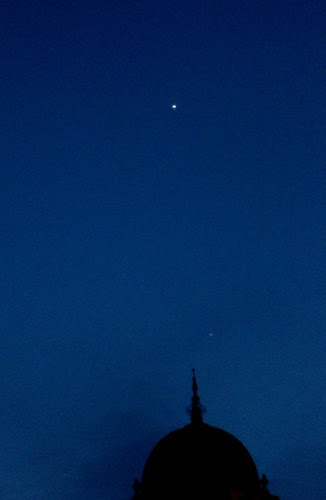 venus and jupiter