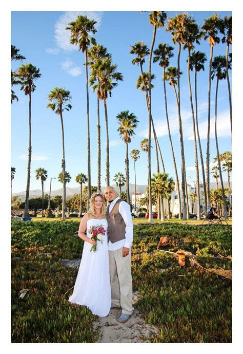 Santa Barbara Beach Wedding   Elopements And Small Coastal