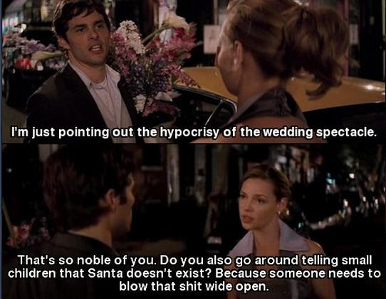 Best 20scenes From Favourite Romantic Movies 27 Dresses Quotes