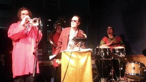 Necessity Brass Band   Jungle Boogie   YouTube