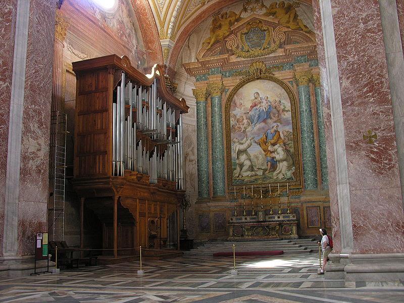 Fil: Santa Maria Organ.JPG