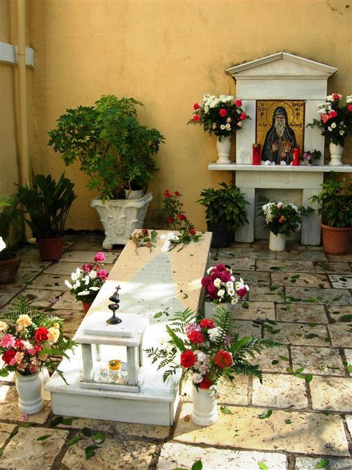 Αποτέλεσμα εικόνας για αγιος αρσενιος ταφος κερκυρα