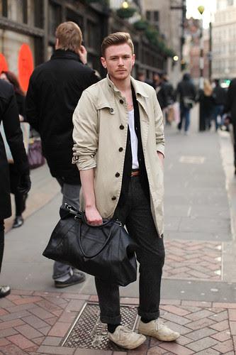 """Eu nem gosto da expressão """"fashion"""" mas se ele não é…quem é que é?"""